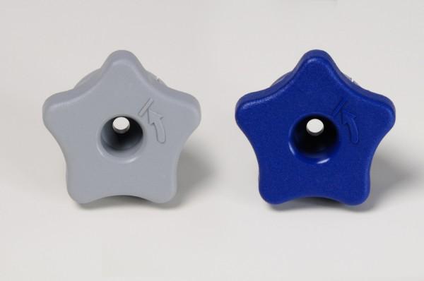 Drehknopf mit Schraube für TNS2000