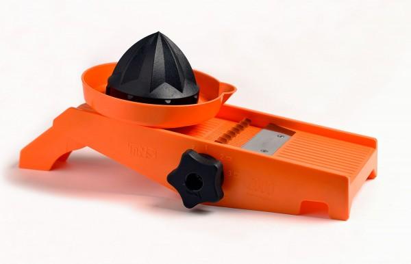 TNS2000 Gemüsehobel Orange - Schwarz